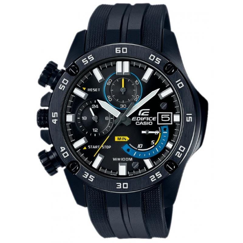 3D náhled Pánské hodinky CASIO Edifice EFR-558BP-1A 8d8acae6e28