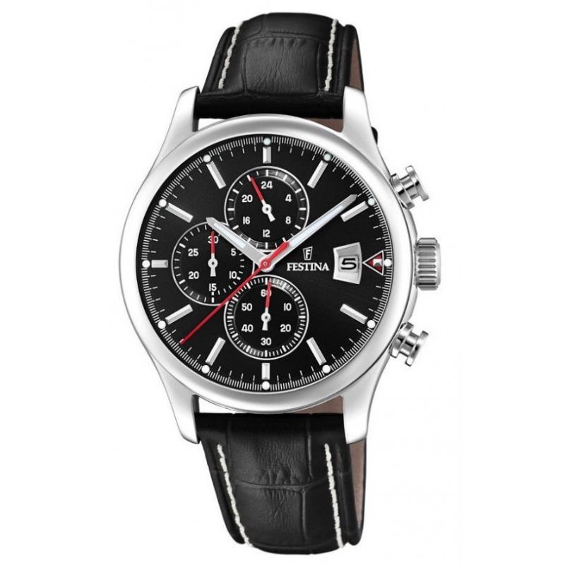 Pánské hodinky FESTINA Timeless Chronograph 20375 3  efe85e1c1a