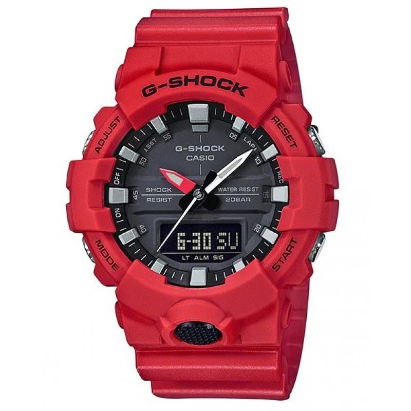 3D náhled Pánské hodinky CASIO G-SHOCK GA-800-4A c58db51d00d