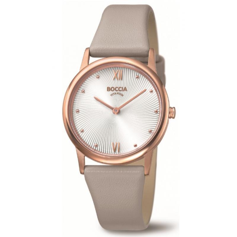3D náhled Dámské hodinky BOCCIA TITANIUM 3265-03 bd7ecba978