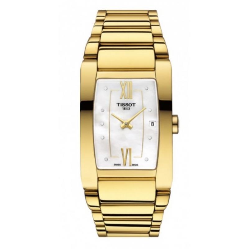 3D náhled Dámské hodinky TISSOT Generosi-T T105.309.33.116.00 fc08adaefc7