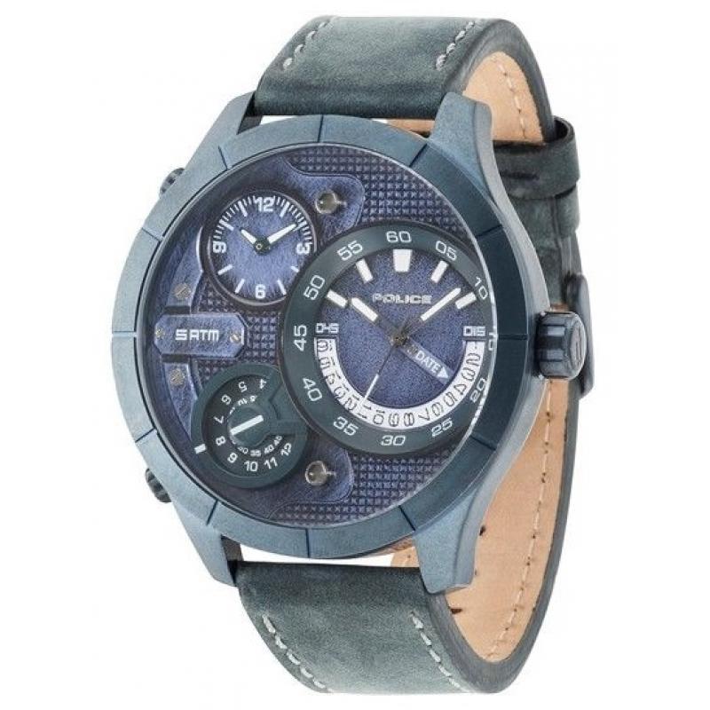 3D náhled Pánské hodinky POLICE Bushmaster PL14638XSUBL 03 9309af87bb