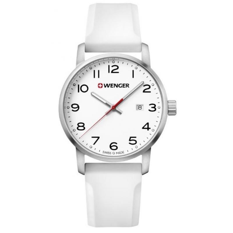 3D náhled Pánské hodinky WENGER Avenue 01.1641.106 f8b7b1cb31d