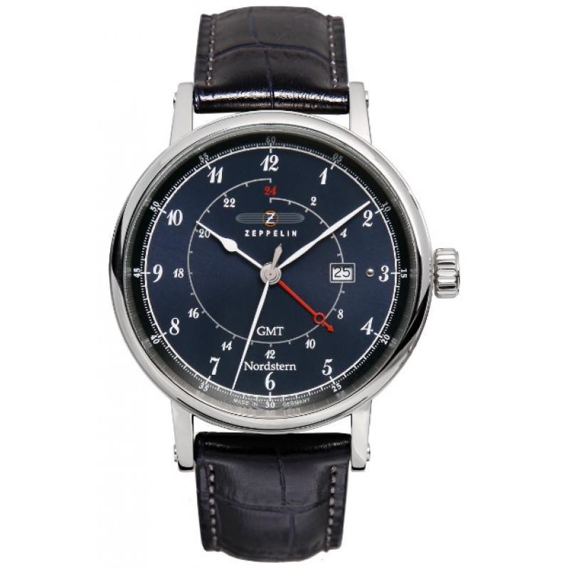 aa864355160 3D náhled Pánské hodinky ZEPPELIN Nordstern 7546-3