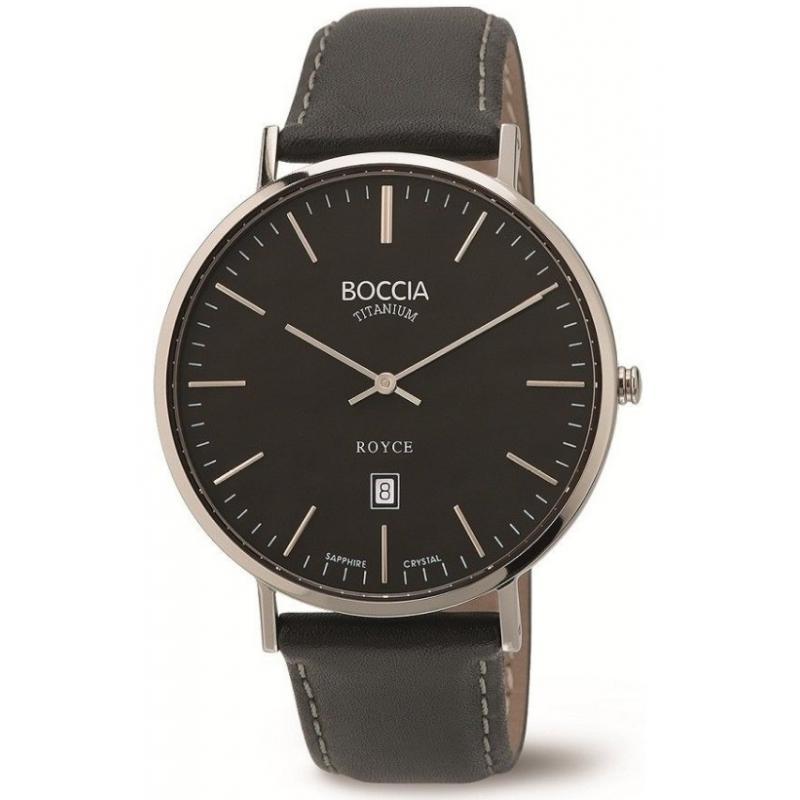 3D náhled Pánské hodinky BOCCIA TITANIUM 3589-02 f26576946e