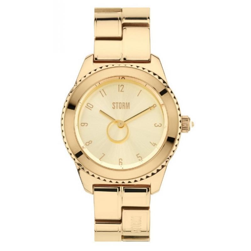 6e49f3943 3D náhled Dámské hodinky STORM Sentilli Gold Special Edition 47226/GD