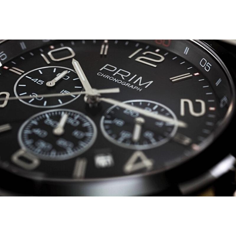 17ab696ba Pánské hodinky PRIM Ceramic Chrono W01P.13019.A | Klenoty-buráň.cz