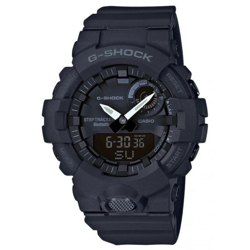 3D náhled Pánské hodinky CASIO G-SHOCK Bluetooth GBA-800-1A 496638d174