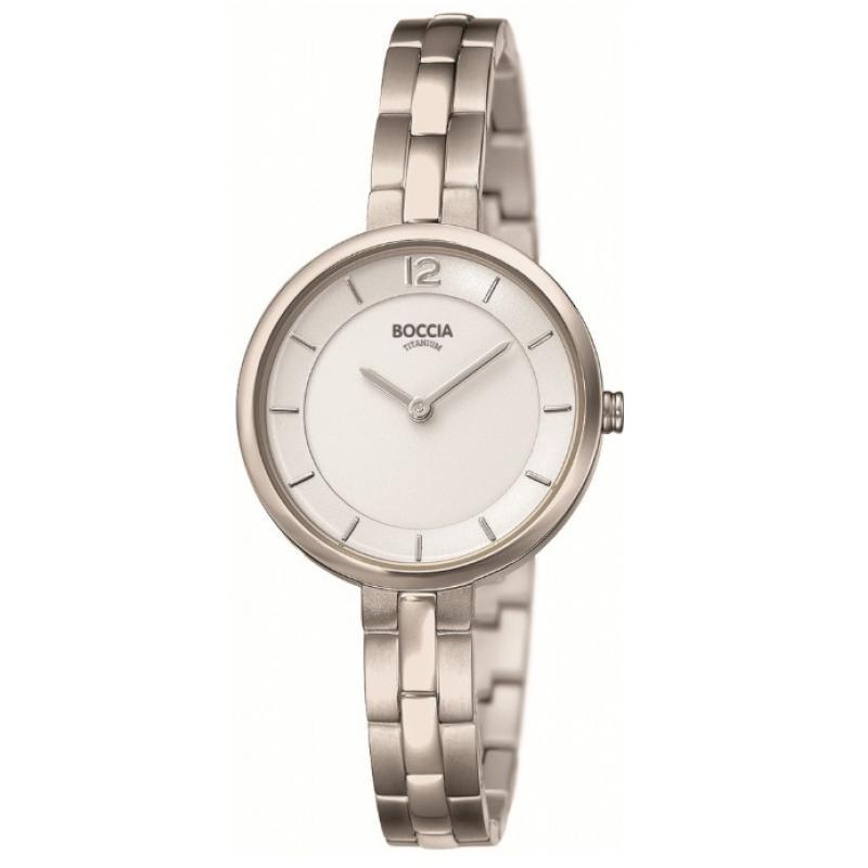 3D náhled Dámské hodinky BOCCIA TITANIUM 3267-01 cdea7d9663