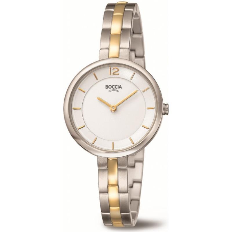 3D náhled Dámské hodinky BOCCIA TITANIUM 3267-02 21365e4dd8