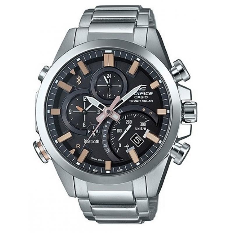 97083a28eb8 3D náhled Pánské hodinky CASIO Edifice Tough Solar EQB-500D-1A2
