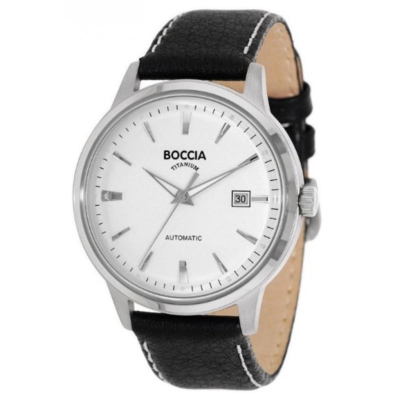 3D náhled Pánské hodinky BOCCIA TITANIUM Automatic 3586-01 b4b2ff81fc