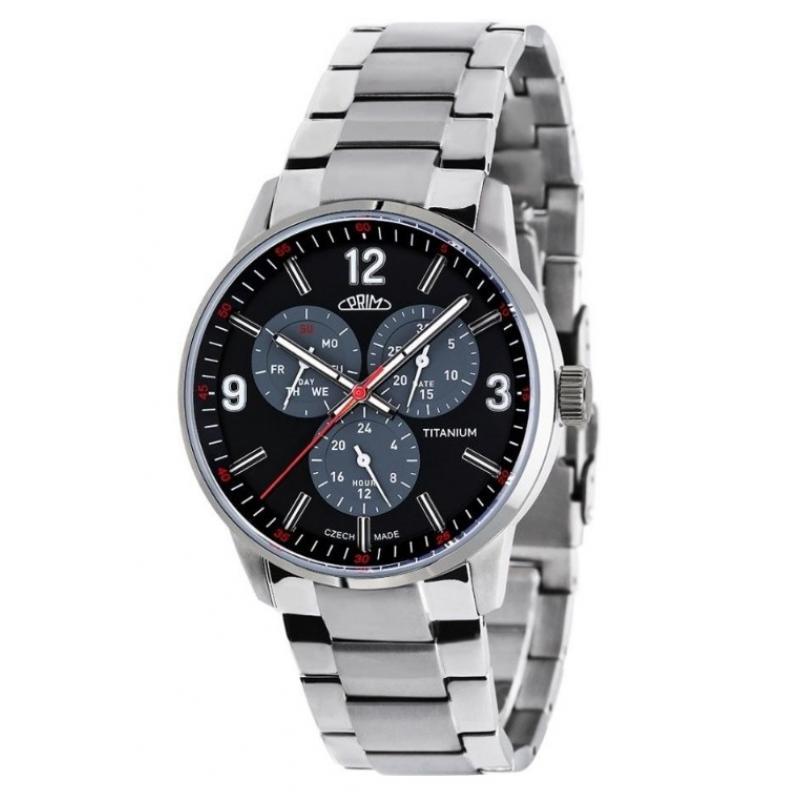 3D náhled Pánské hodinky PRIM Sport Titanium W01C.13051.D 1a3e0486713