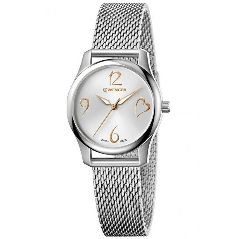3D náhled Dámské hodinky WENGER City Very Lady 01.1421.109 b747adb325