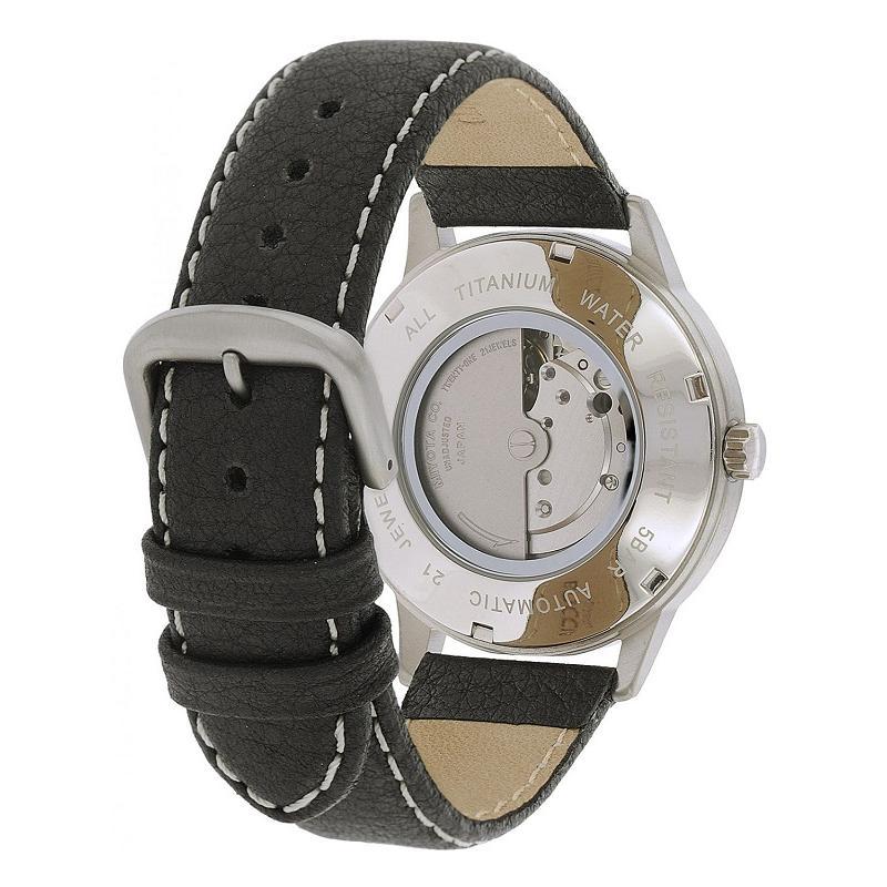 ... Pánské hodinky BOCCIA TITANIUM Automatic 3586-01 ... 236fe3c9e5