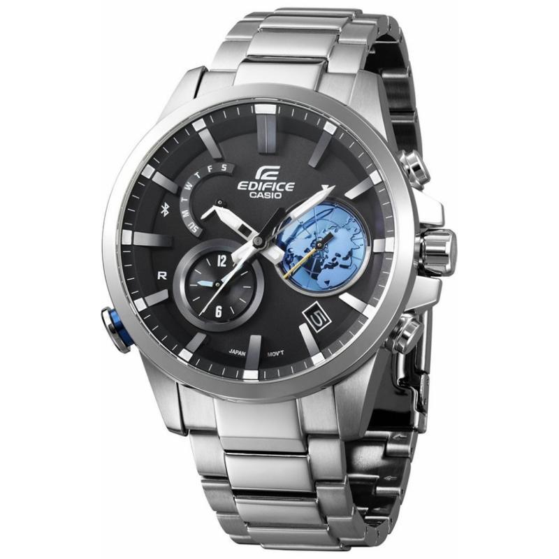 Pánské hodinky CASIO Edifice Tough Solar Bluetooth EQB-600D-1A2 ... f7b01ca0267