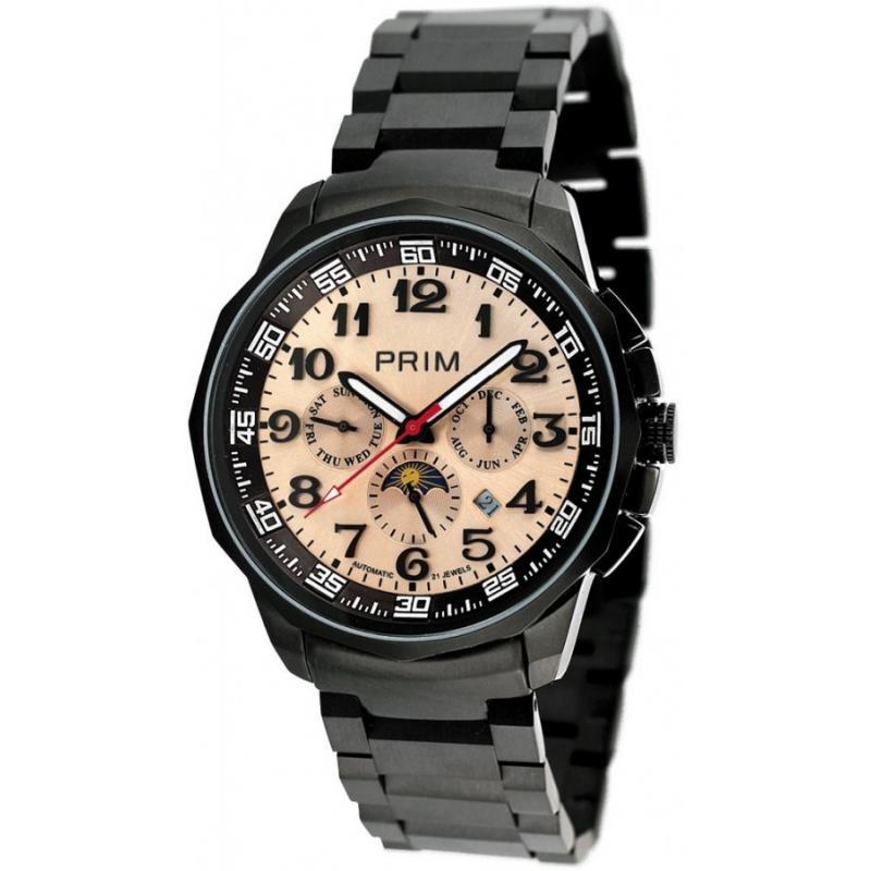 3D náhled Pánské hodinky PRIM Army Automat W01C.10063.C 05175a89a42