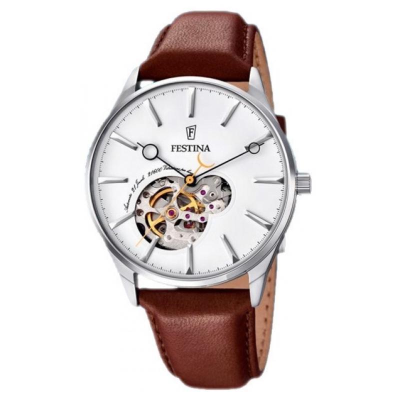 3D náhled Pánské hodinky FESTINA Automat 6846 1 c67106b674d