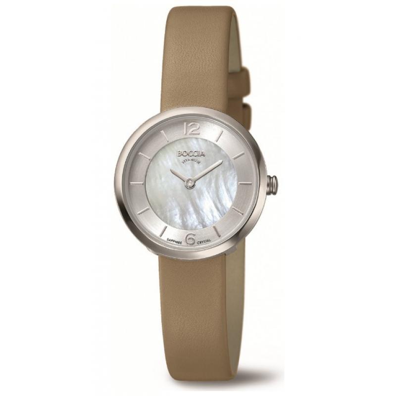 3D náhled Dámské hodinky BOCCIA TITANIUM 3266-01 8d2cb058a8