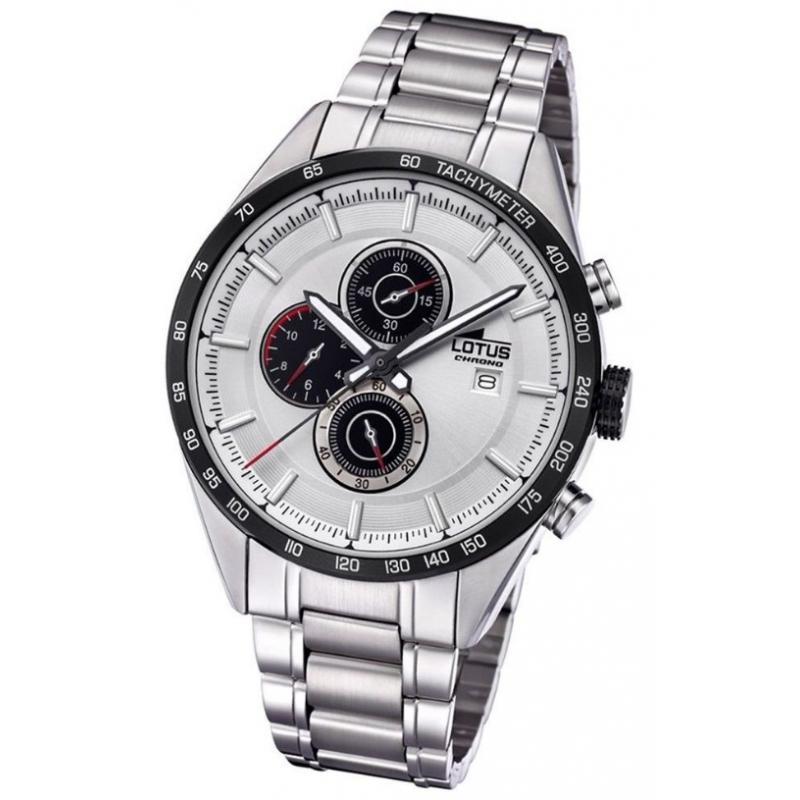 e30cff8f8016 3D náhled Pánské hodinky LOTUS Chrono L18369 1
