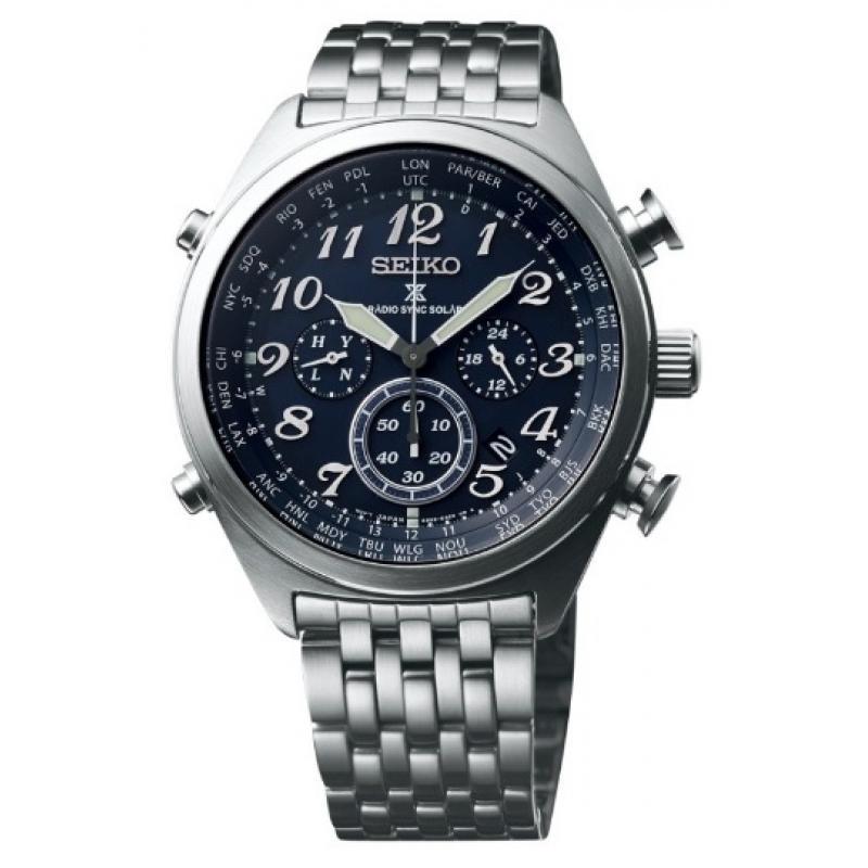 49546a341ac 3D náhled Pánské hodinky SEIKO Prospex Radiocontrolled Solar SSG011P1