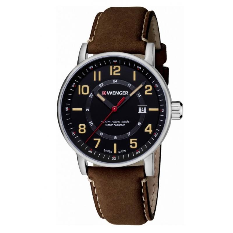 3D náhled Pánské hodinky WENGER Attitude Outdoor 01.0341.108 8a4f2659084