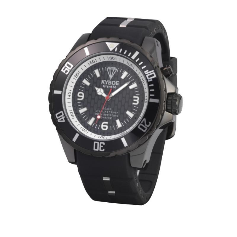 3D náhled Unisex hodinky KYBOE BS.48-001 03c2d54346