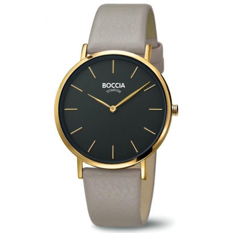 3D náhled Dámské hodinky BOCCIA TITANIUM 3273-04 8d248ae40d