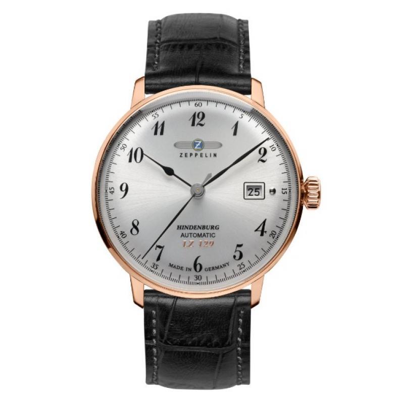 3D náhled Pánské hodinky ZEPPELIN LZ 129 Hindenburg Automatic 7068-1 e7e6550fc8