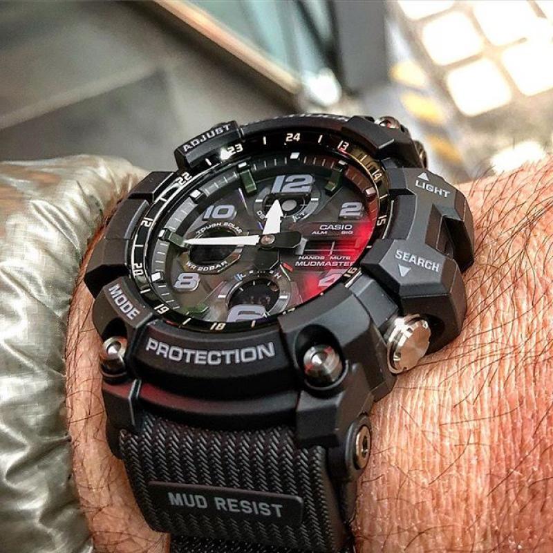 3a812d96b Pánské hodinky CASIO G-SHOCK GWG-100-1AER | Klenoty-buráň.cz