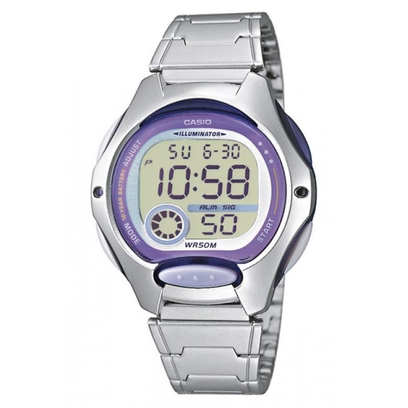73c6f82e556 3D náhled Dámské hodinky CASIO LW-200D-6A