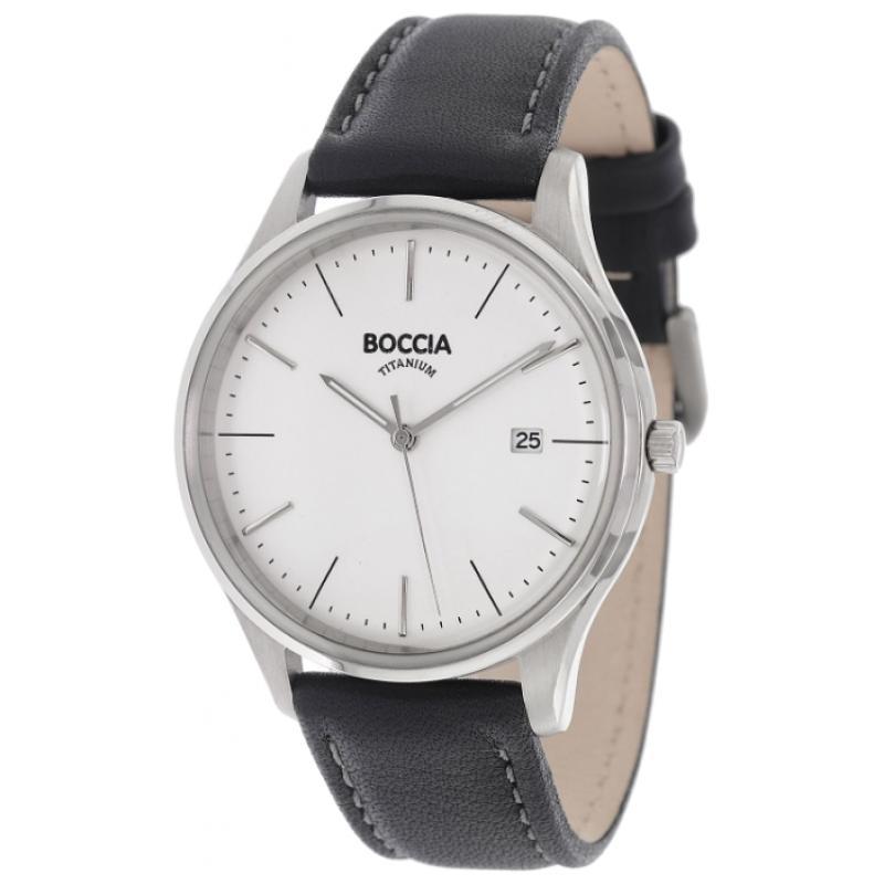 3D náhled Pánské hodinky BOCCIA TITANIUM 3587-01 d30747a5908