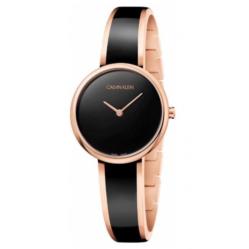 225a633533 Dámské hodinky CALVIN KLEIN Seduce K4E2N611