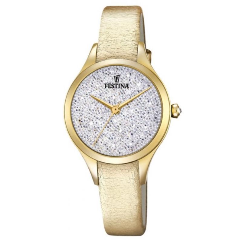 ed6676ee883 Dámské hodinky FESTINA Swarovski 20410 1
