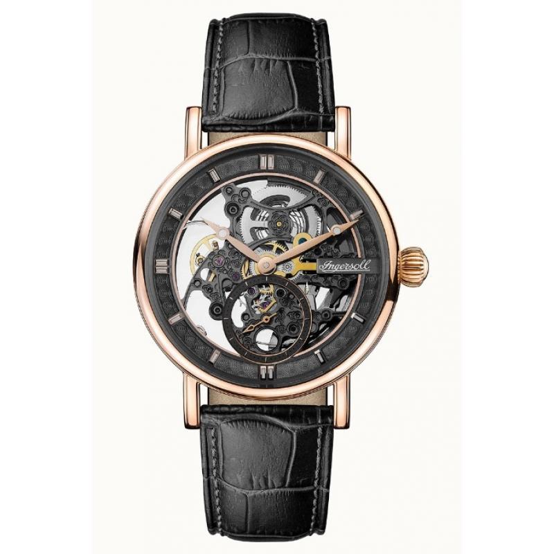 3D náhled Pánské hodinky INGERSOLL The Herald Automatic I00403 c4c7c03d24a