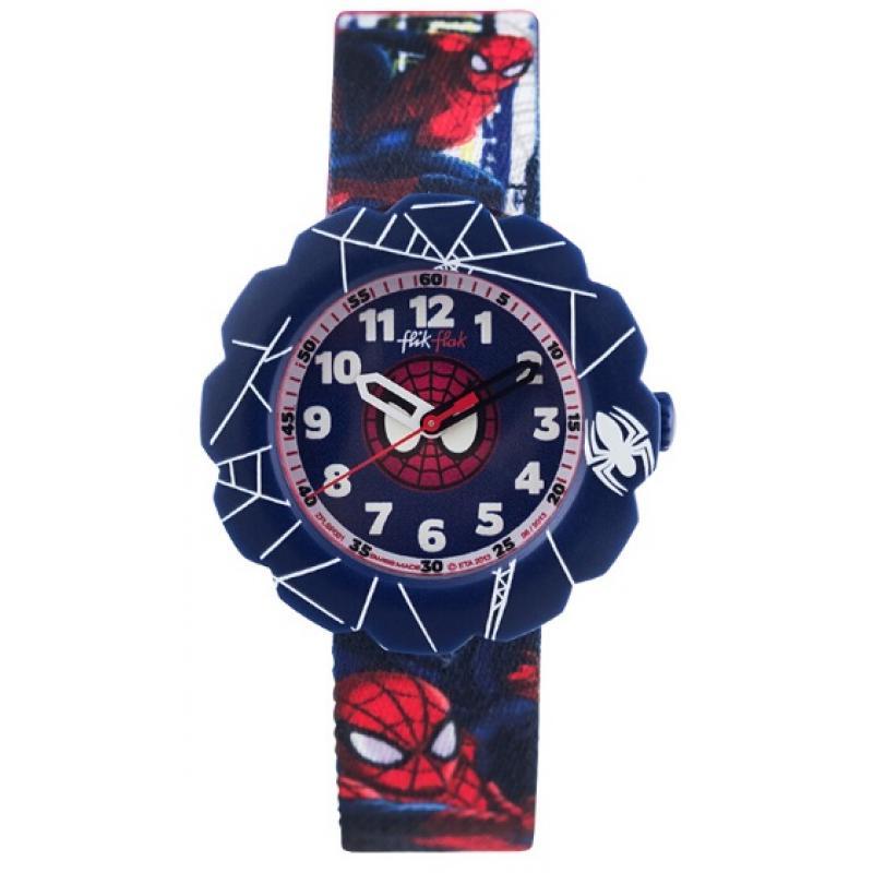 3D náhled Dětské hodinky FLIK FLAK Spiderman ZFLSP001 284d21e4641