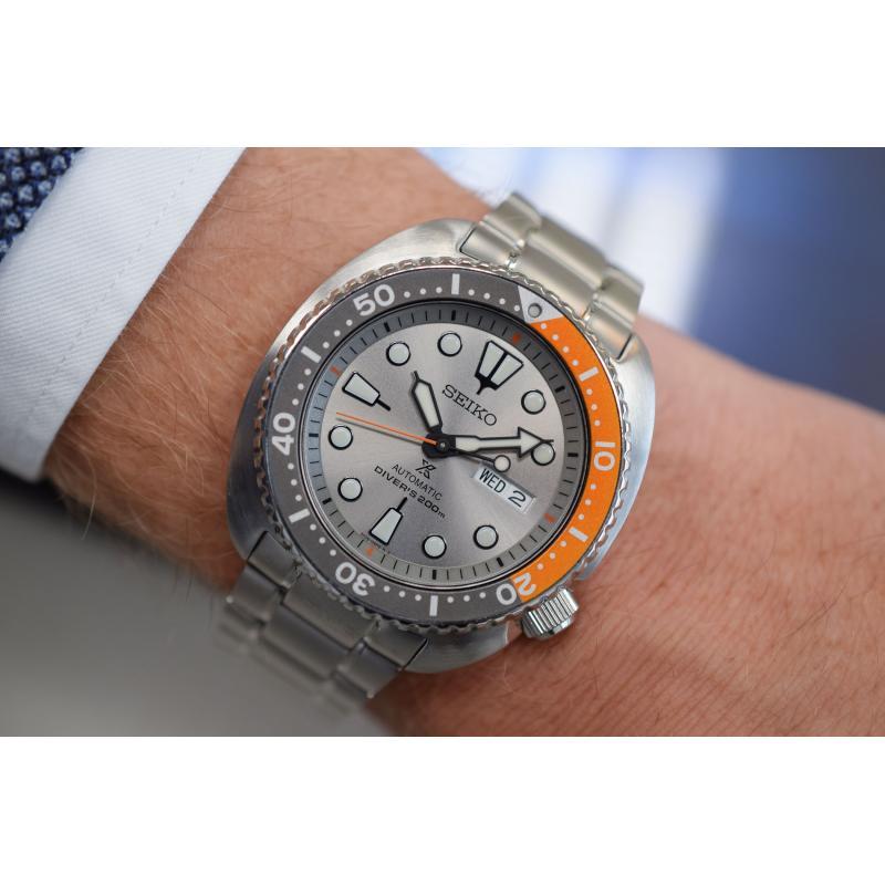 c3f96e84c ... Pánské hodinky SEIKO Prospex Sea Automatic Limited Edition 2018 SRPD01K1