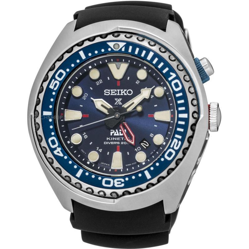 ba676e427 Pánské hodinky SEIKO Prospex Kinetic Diver SUN065P1 | Klenoty-buráň.cz