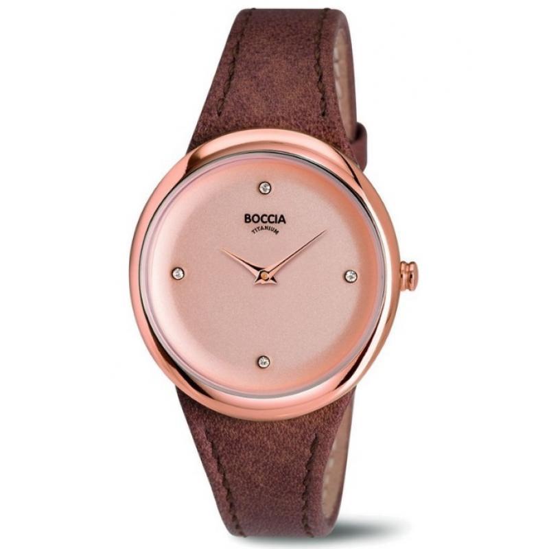 38a63666dca 3D náhled Dámské hodinky BOCCIA TITANIUM 3276-04