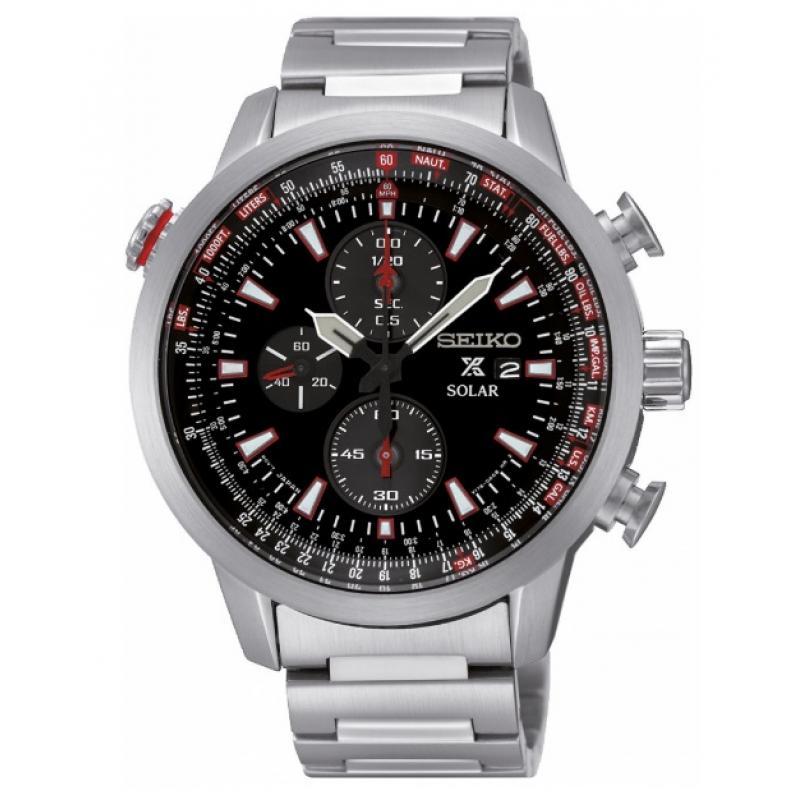 f7088bfd279 3D náhled Pánské hodinky SEIKO Prospex Solar SSC349P1