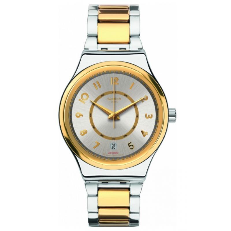 663306ed011 3D náhled Pánské hodinky SWATCH Sistem Nugget YIS410G