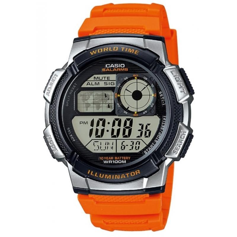 3D náhled Pánské hodinky CASIO AE-1000W-4B c2b5f4a2b8