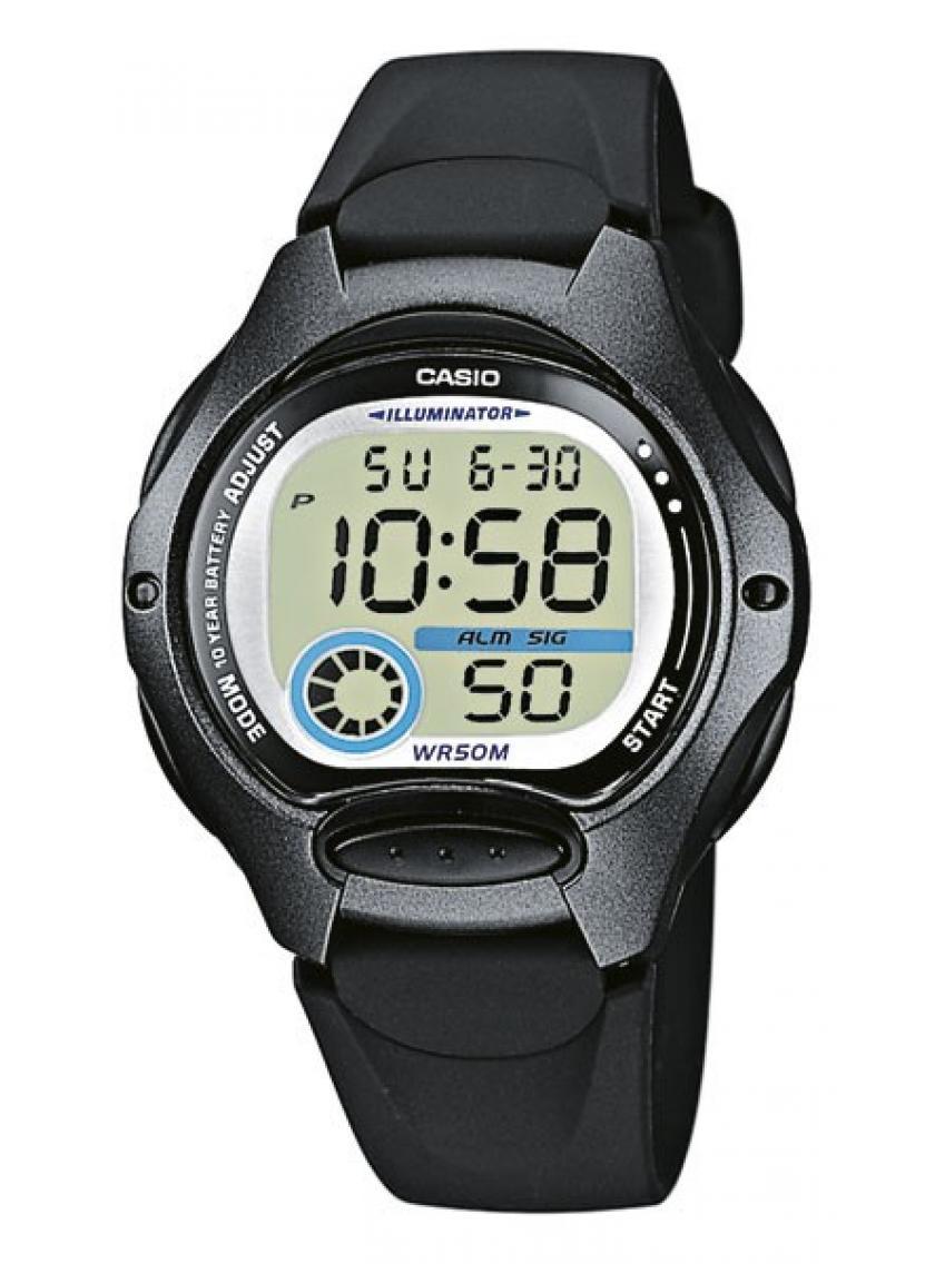dc09fe37444 3D náhled Dámské hodinky CASIO LW-200-1B