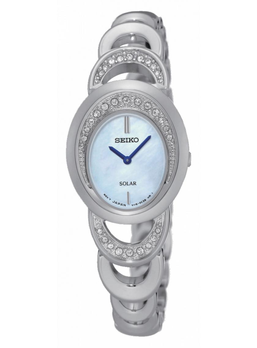 c1232deb12c Dámské hodinky SEIKO Solar SUP295P1
