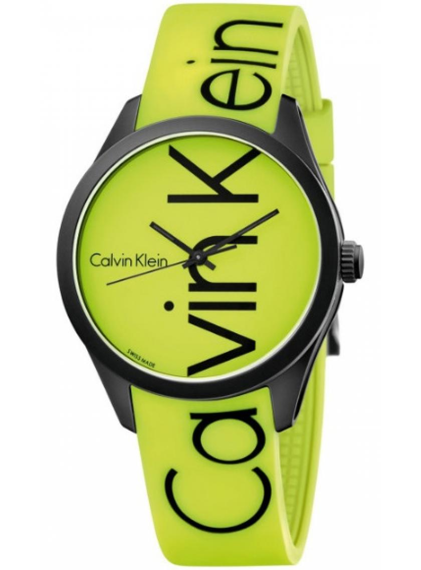 14e01b8db Dámské hodinky CALVIN KLEIN Color K5E51TFY | Klenoty-buráň.cz