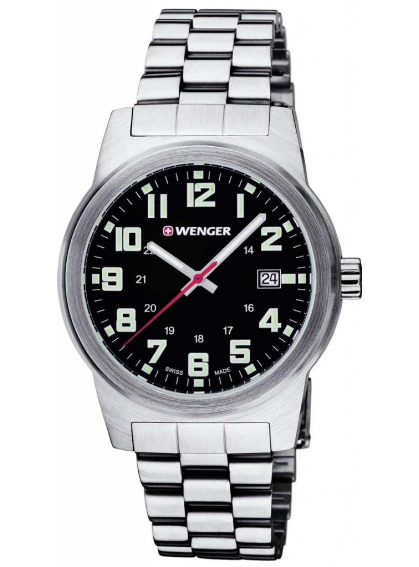 dc535be4480 Pánské hodinky WENGER Field 01.0441.138
