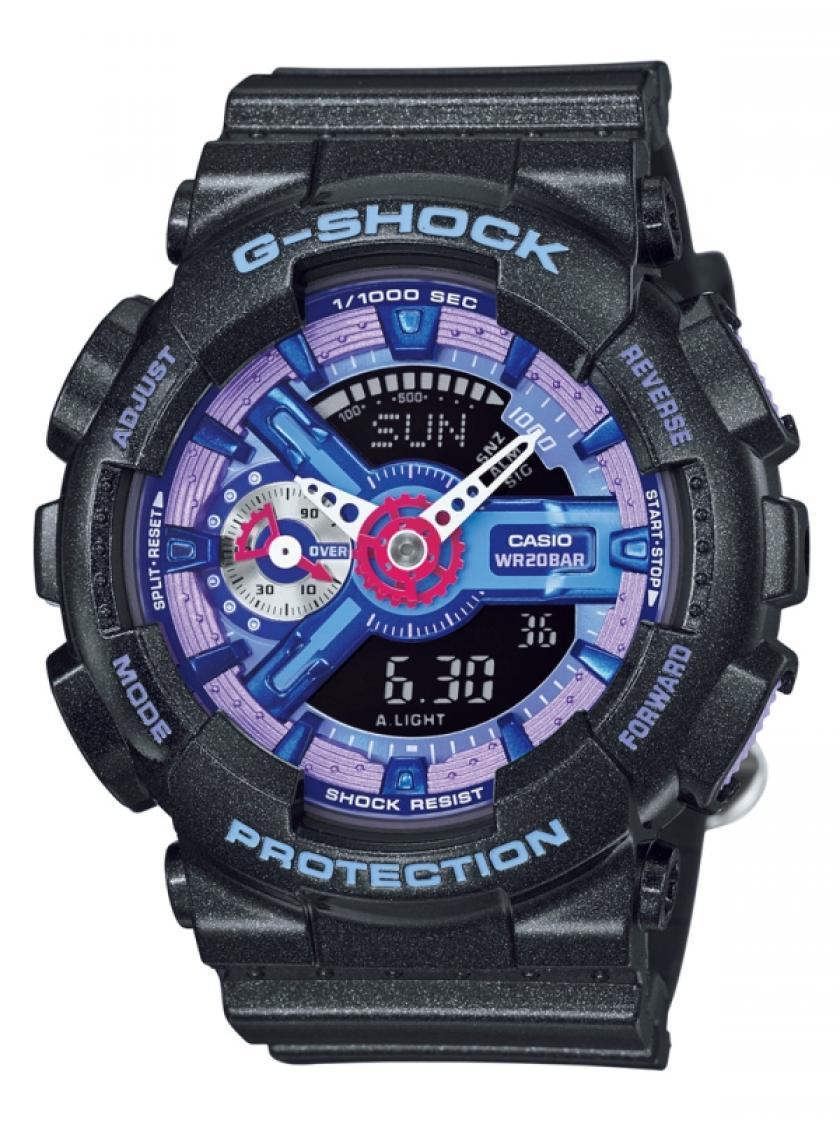 Dámské hodinky CASIO G-Shock GMA-S110HC-1A  396a0309fdf