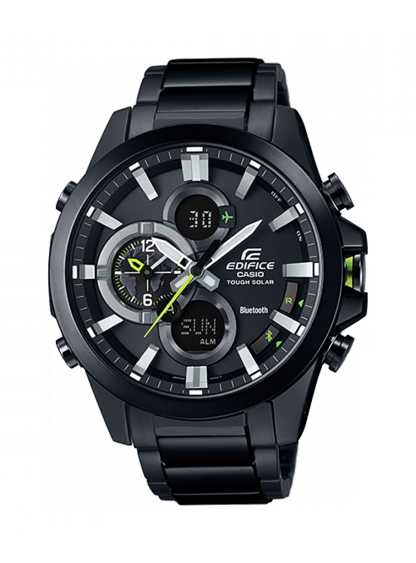 3D náhled Pánské hodinky CASIO Edifice Tough Solar Bluetooth ECB-500DC-1A 079e5cd26b