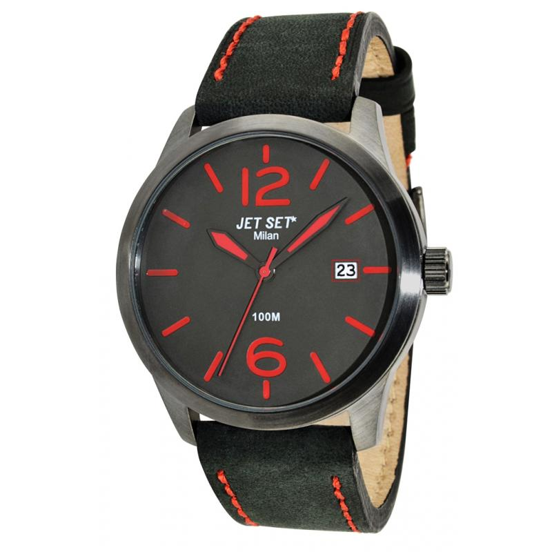 Pánské hodinky JET SET Milan J6380G-237  cdf94b24ce4