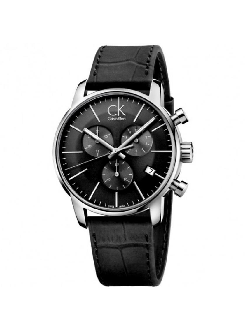 Pánské hodinky CALVIN KLEIN City K2G271C3  f8a187a3e9